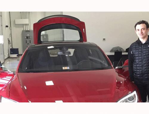 Il racconto di un cliente soddisfatto di Tesla